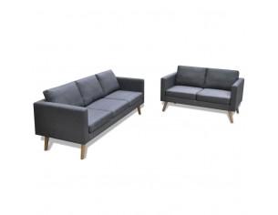 Set canapele cu 2 locuri si...