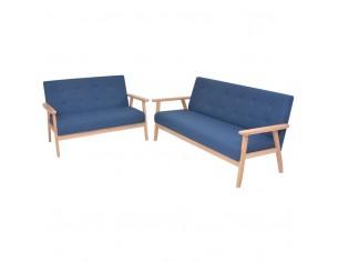 Set cu canapele, 2 piese,...