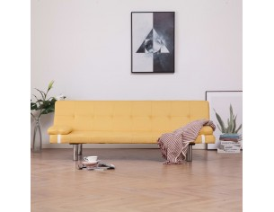Canapea extensibila cu doua...
