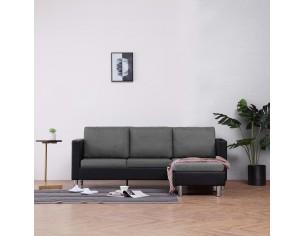 Canapea cu 3 locuri cu...