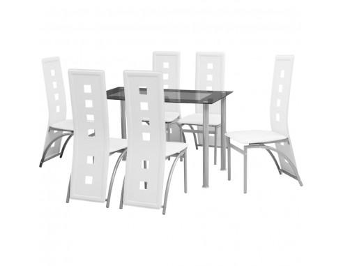 Set masa si scaune de bucatarie 7...