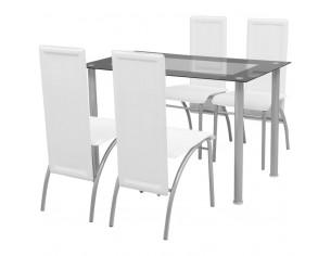 Set masa cu scaune, 5...
