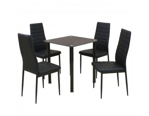 Set masa si scaune de bucatarie, 5...