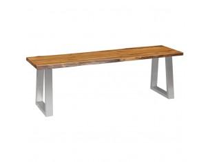 Banca, 140 cm, lemn masiv...