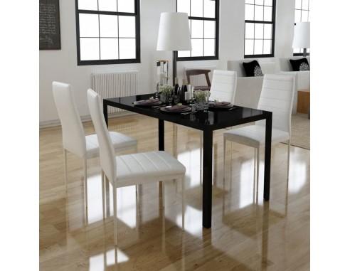 Set masa si scaune de bucatarie,...