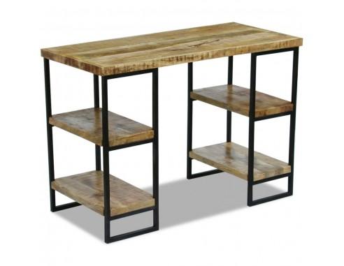 Masa de birou din lemn de mango, 110...