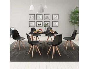 243551 Set masa si scaune...