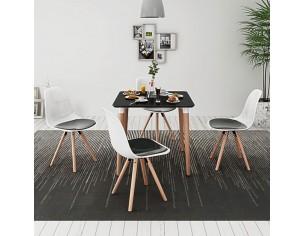 Set de masa cu scaune, 5...