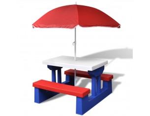 Masa de picnic pentru copii...