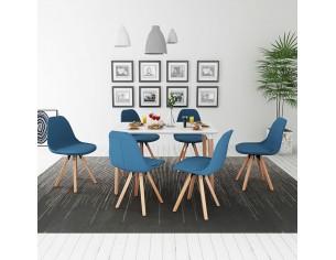 Set de masa cu scaune, 7...