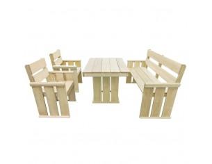 Set mobilier de exterior, 4...