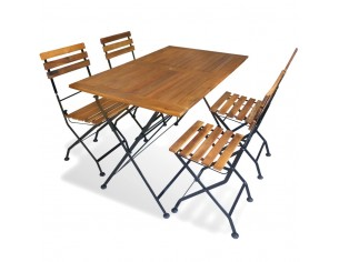 Set mobilier de exterior...