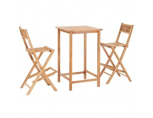 Set mobilier bar, 3 piese,...