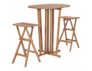 Set mobilier de bar...