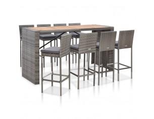 Set mobilier bar exterior,...