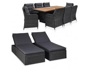 Set mobilier de exterior,...