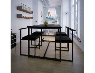 Set masa si scaune de...