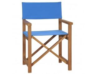 Scaun de regizor, albastru,...