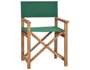 Scaun de regizor, verde,...