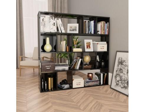 Biblioteca/Separator camera negru...