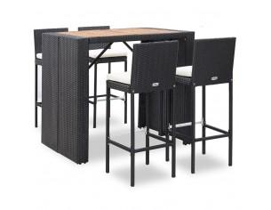 Set mobilier de exterior 5...