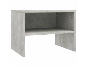 Noptiera, gri beton, 40 x...