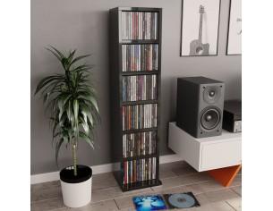 Dulap CD-uri, negru...