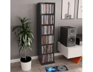 Dulap CD-uri, gri...