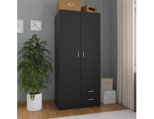Sifonier, negru, 80x52x180...
