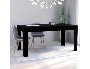 Masa de bucatarie, negru,...