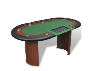 Masa poker 10 persoane,...