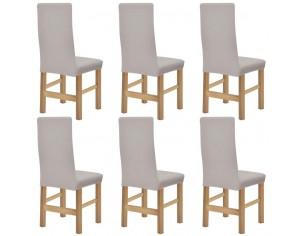 Huse elastice pentru scaune...