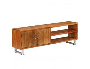 Comoda TV din lemn masiv cu...