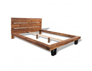 Cadru de pat din lemn masiv...