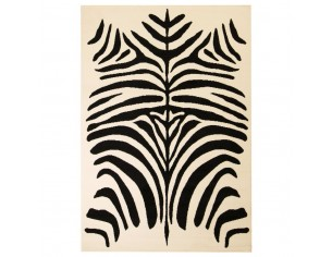 Covor modern, design zebra,...