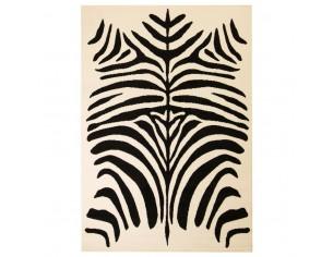Covor modern Design zebra...