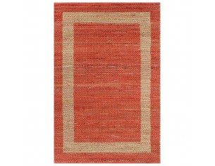 Covor manual, rosu, 160 x...