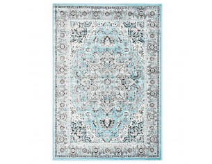Covor, bleu, 160 x 230 cm, PP
