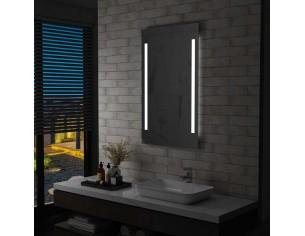 Oglinda cu LED de perete de...