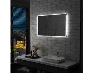 Oglinda cu LED pentru...