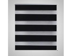Stor Zebra 50 x 100 cm Negru