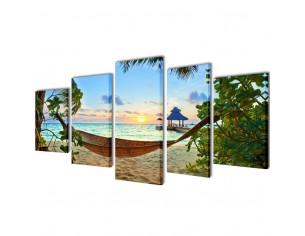 Set tablouri de perete cu...