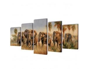 Set de tablouri din panza...