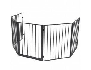 Gard de protectie din otel...