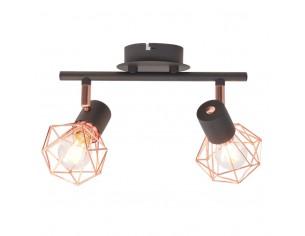 Lampa de plafon cu 2...