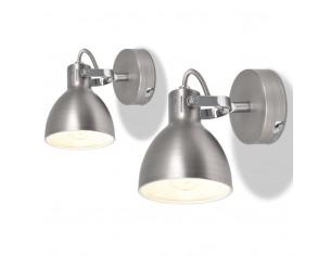 Lampi de perete, 2 buc.,...