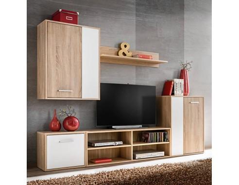 Set mobilier sufragerie cu spatiu TV,...