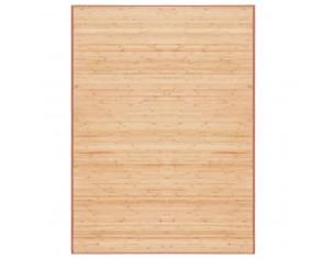 Covor din bambus, maro, 160...