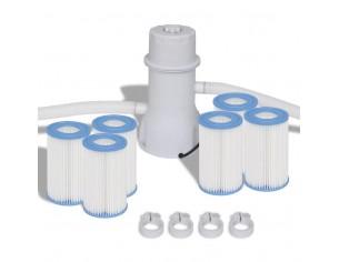Set pompa cu filtru pentru...