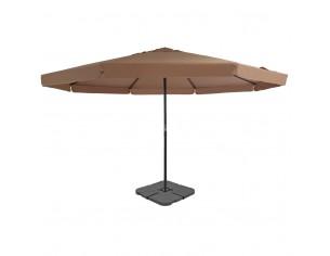 Umbrela de exterior cu baza...